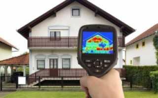 Советы как правильно утеплить потолок, если в доме холодная крыша