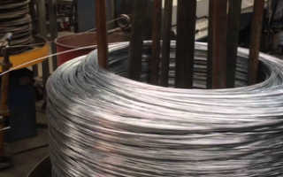 Проволока стальная, навивка пружин, сталь пружинная
