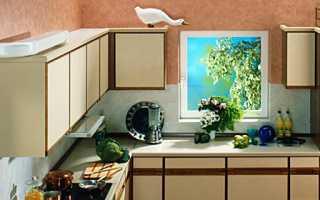 Как установить вытяжку над газовой плитой в частном доме