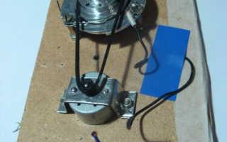 Самодельный сканирующий лазерный дальномер