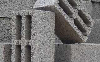 Кладка стен из керамзитобетонных блоков своими руками.
