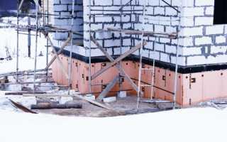Можно ли утеплять стены из газобетона пенопластом