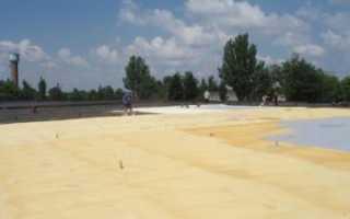 Технология утепления плитного фундамента