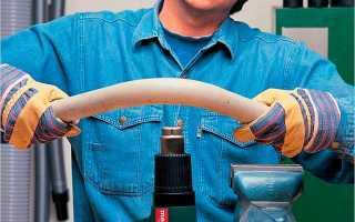 Как согнуть медную трубу без трубогиба доступными средствами