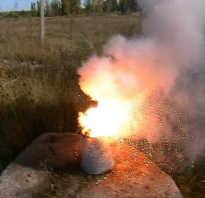 Особенности изготовления термитной смеси своими руками