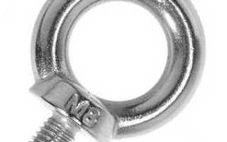 Рым болт ГОСТ 4751-73: техническая документация изделия