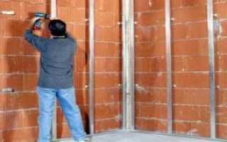 Утепление кирпичного дома изнутри: особенности, материалы, советы