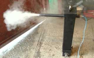 Изготовление простого компрессора для дымогенератора
