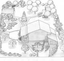 Планировка дачного участка 8 соток: примеры зонирования площади