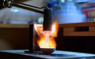 Способы переплавки и температура плавления серебра.