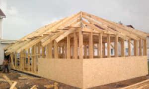 Каркасные дома: плюсы и минусы. Технология строительства каркасных домов