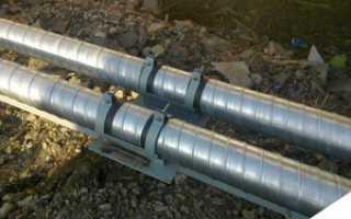 Скользящие опоры для трубопроводов, назначение и применение