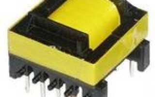 Устройство трансформатора, принцип работы и применение