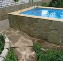 Строительство бассейна из бетона – плаваем у себя дома
