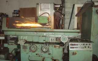 Как сделать самодельный плоскошлифовальный станок по металлу и дереву