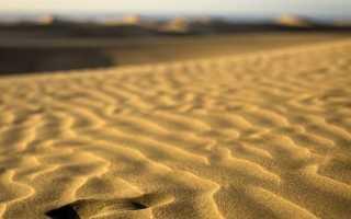 Производство песка и добыча: перечень оборудования, описание технологии изготовления