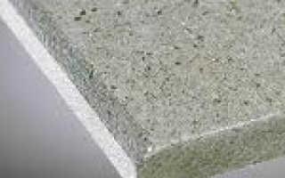 Цементно волокнистая плита – области применения, размеры, цены ЦВП