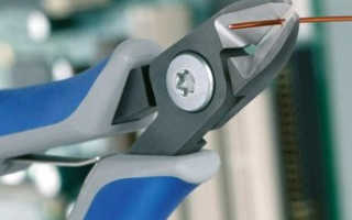Ручные кусачки по металлу: как заточить инструмент