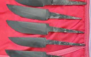 Сталь У8 — плюсы и минусы применения для ножей