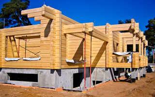 Фундамент для дома из бруса, какой лучше выбрать?