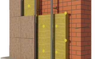 Утепление кирпичных стен: виды теплоизоляционных материалов, особенности монтажа