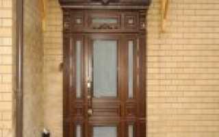 Чем и как обить входную дверь в квартире или доме