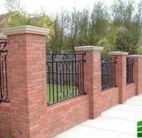 Как правильно установить столбы для забора и ворот?
