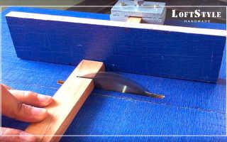 Самодельная насадка на дрель – ножовка по металлу