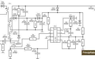 ремонт сварочного инвертора nbc-200 китайца на uc3844