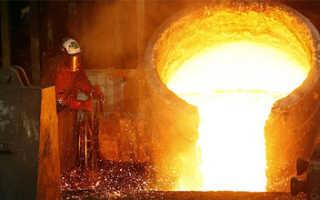 Переработка лома: утилизация черного металла
