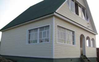 Виды и особенности сайдинга для обшивки фасада дома