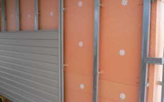Утеплитель для стен дома снаружи под сайдинг: Какой лучше выбрать