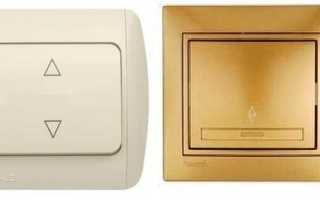 Как подключить проходные выключатели с двух мест – схема