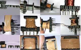 Сверхпроводящий трансформатор почти своими руками
