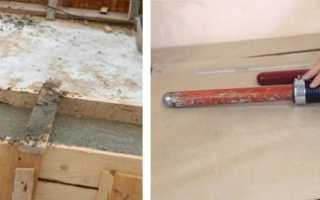 вибратор для бетона своими руками из перфоратора