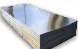 Как узнать вес одного погонного метра алюминиевого листа