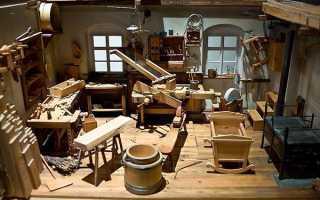 Особенности эксплуатации фуговального станка по дереву в домашних мастерских