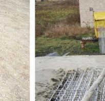 Каков период отвердения бетонных конструкций или сколько сохнет бетон
