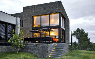 Искусственный камень для фасадов: технология облицовки