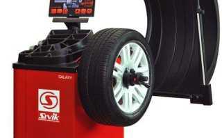 Станки для балансировки колес, их устройство и ремонт