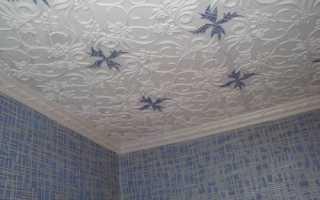 Размеры потолочной плитки и разметка потолка