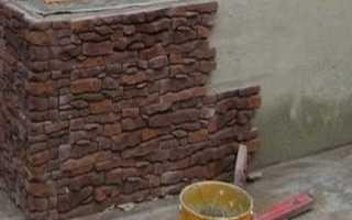Чем облицевать фундамент дома: варианты отделочных материалов