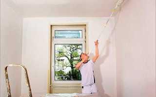 Нюансы и тонкости покраски потолка своими руками