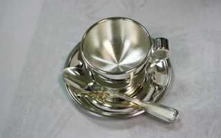 Как покрыть серебром. Серебрение в домашних условиях