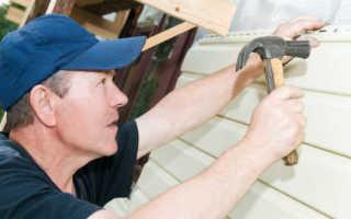 Обшивка сайдингом деревянного дома своими руками: видео-инструкция, фото, пошаговая установка