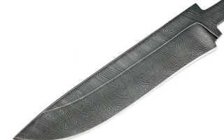 Дамасская сталь из шариков и стального порошка