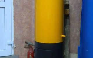 Преимущества и принцип работы водонагревателя на дровах «ТИТАН»