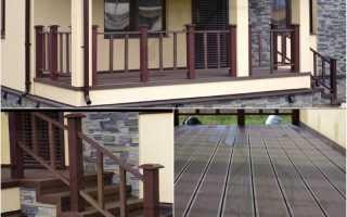 Лестница из террасной доски: варианты исполнения и самостоятельный монтаж
