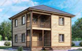 Проекты домов и красивых коттеджей в 3D