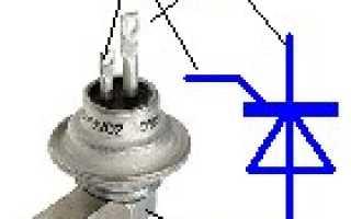 Проверка тиристоров всех видов мультиметром. Как проверить микросхему мультиметром